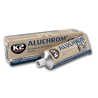 ALUCHROM 120gr - čistí chróm, hliník a kov