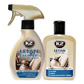 LETAN - čistič na kožu