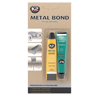 METAL BOND 56,7g - dvojzložkové epox.lepidlo