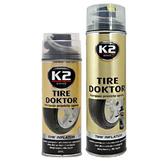 TIRE DOKTOR - utesňuje prepichnuté pneumatiky