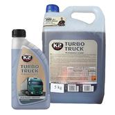 TURBO TRUCK - na úmývanie nákladných automobilov